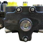 Nordhydraulic valve