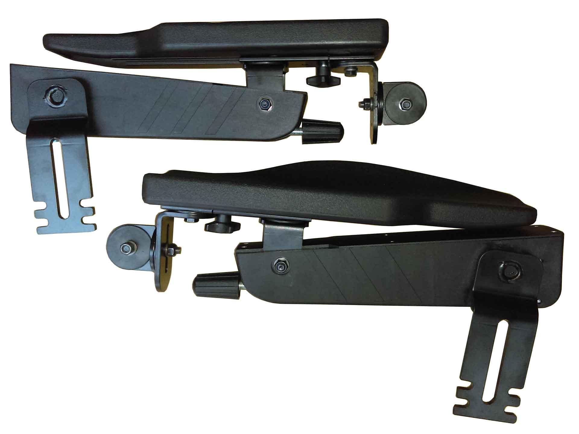 Frameco 600S armrests