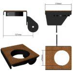 Frameco ICM / LM3D joystick holder