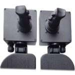 Iqan LC6 boxed with Frameco 600 armrests