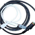 Tecnord joystick adjust data cable