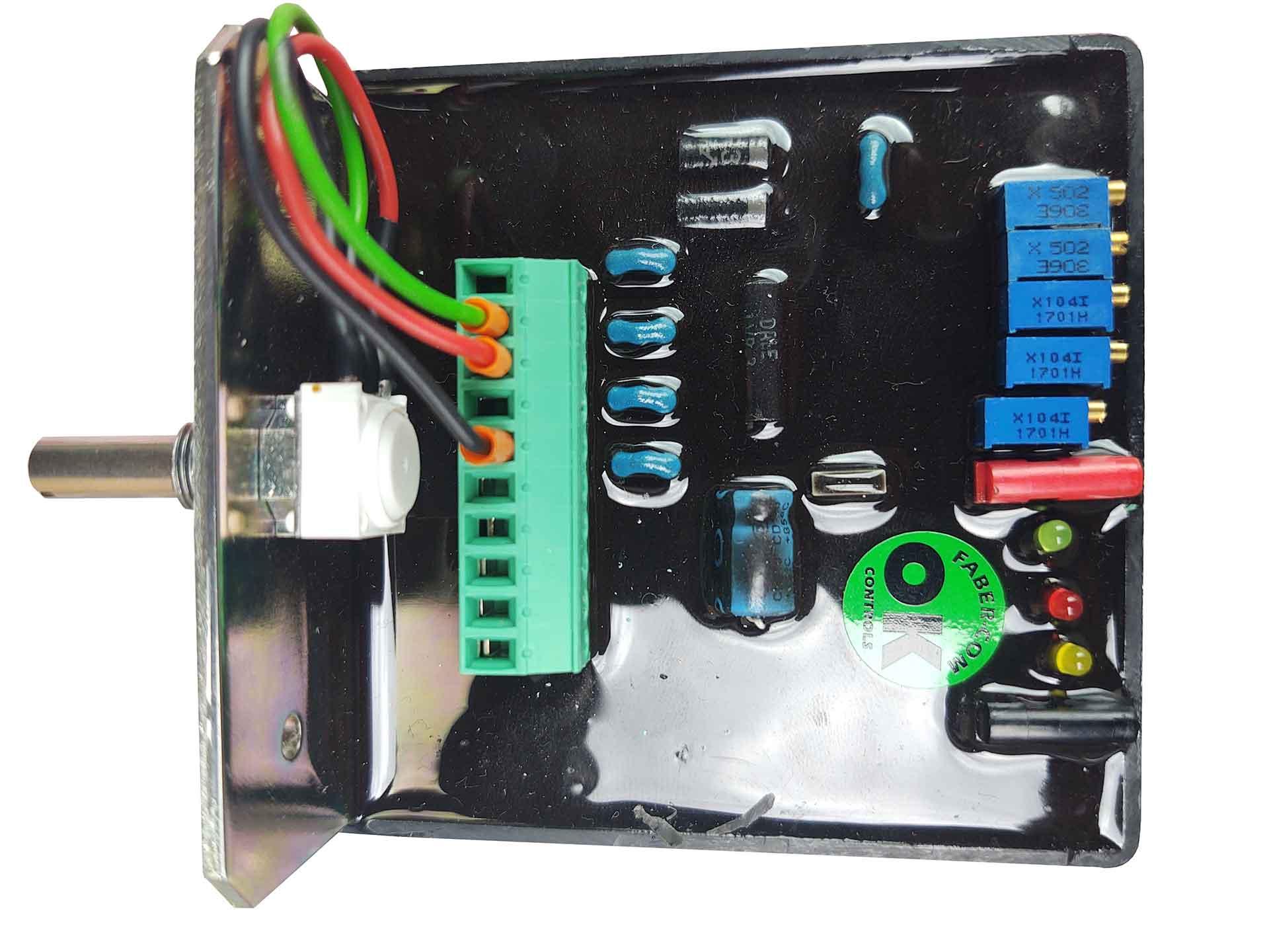 Fabercom VPP2 proportional controller