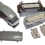 HDC B-type connectors