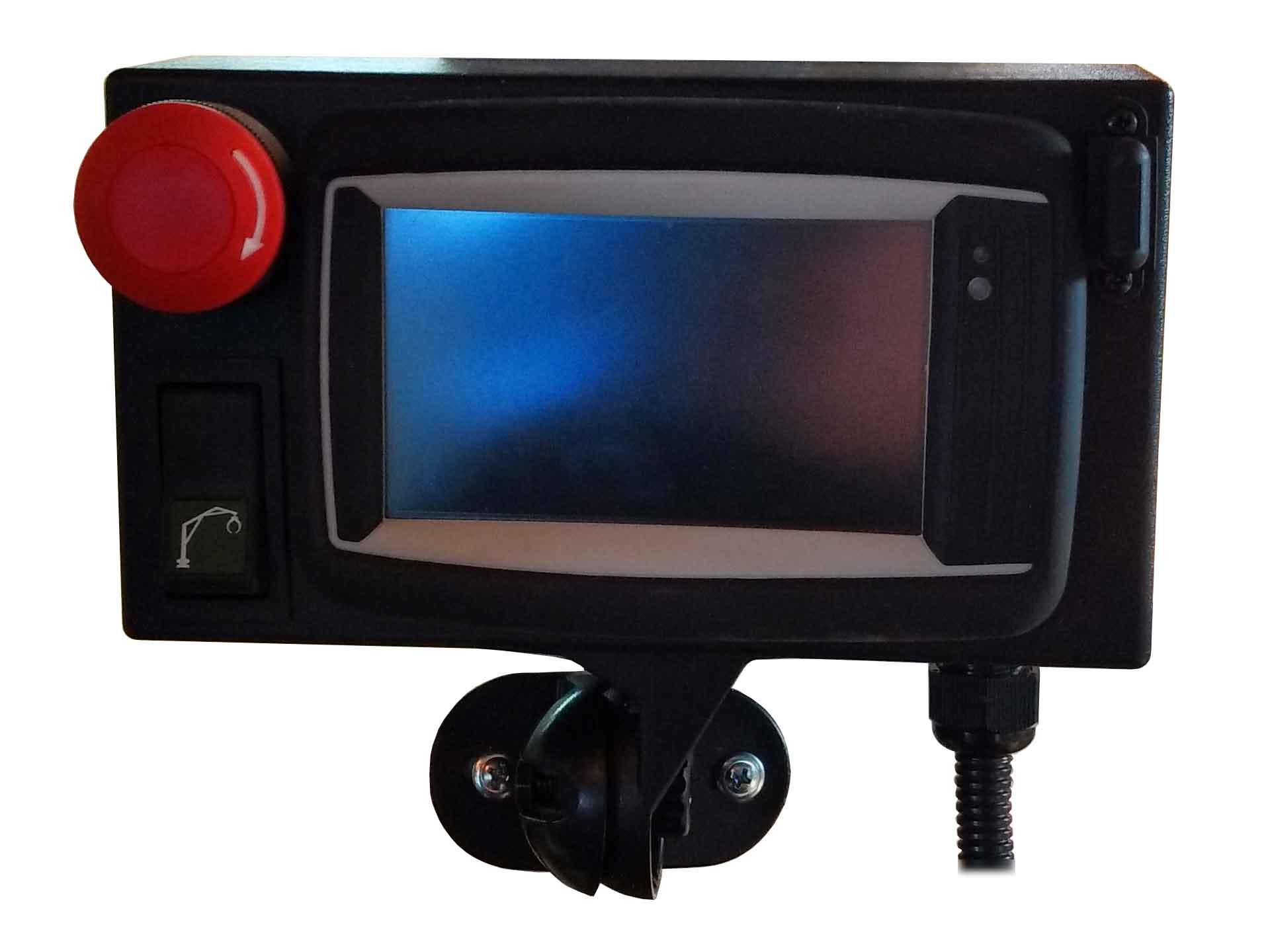 xCrane monitor Opus A3E
